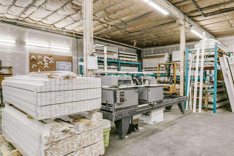 Custom Millwork Shop Maryland