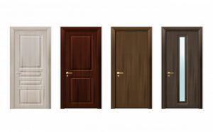 Millwork Wooden Doors