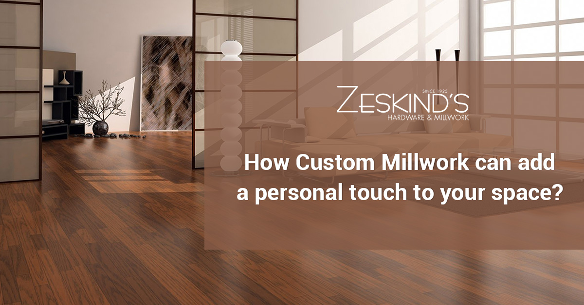 Custom Millwork